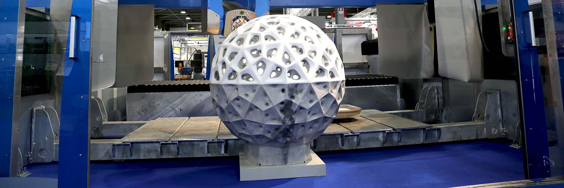 """Stone Polysphere"" project"